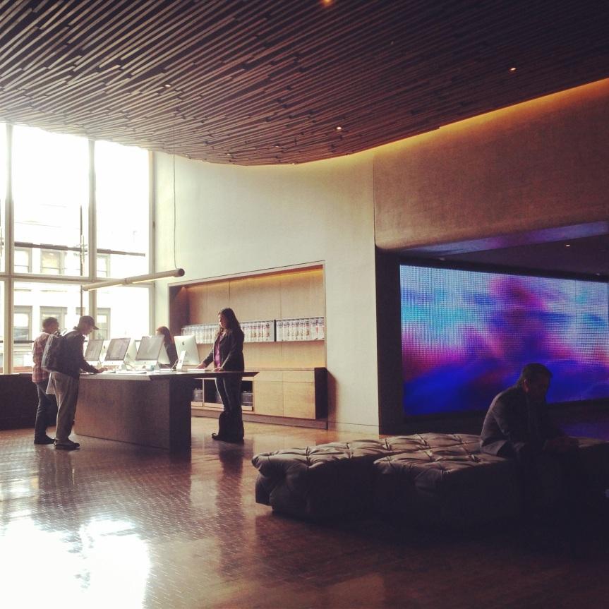 Lobby, Row NYC